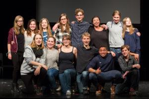 Junges Bürgerhaus Unterföhring - Gruppenbild