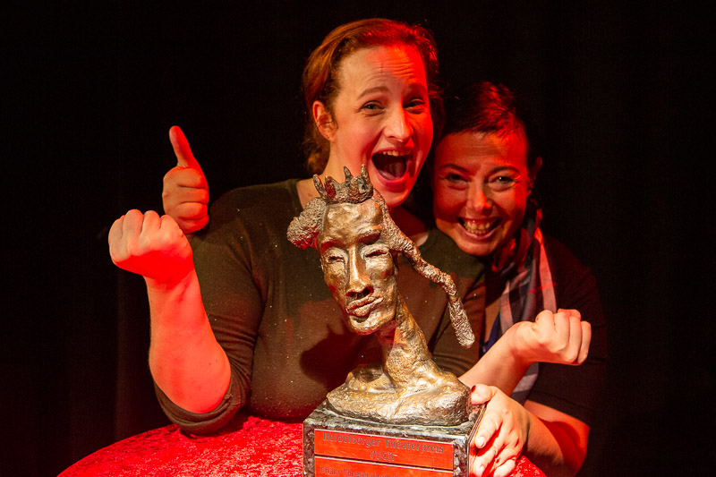 Heidelberger Theaterpreis PUCK 2018